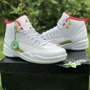 """Air Jordan Retro 12 """"FIBA"""""""